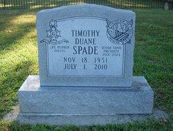 Timothy D Spade