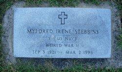 Myldred Irene <I>Baker</I> Stebbins