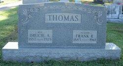 Drucie Alice <I>Walters</I> Thomas