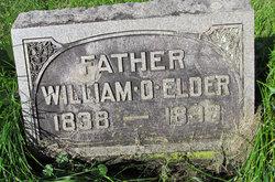William Oliver Elder