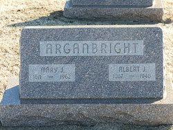 Mary Jane <I>Lillibridge</I> Arganbright