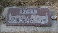 Nettie <I>Brown</I> Hoyle