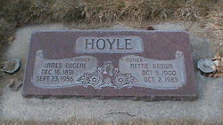 James Eugene Hoyle