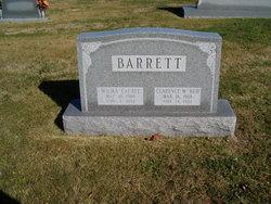 Wilma <I>Cauble</I> Barrett