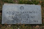 Addison Reynolds Larrimore, Jr