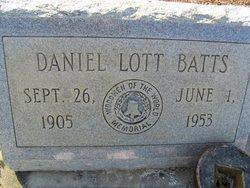 Daniel Lott Batts