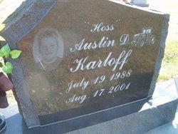 "Austin D ""Hoss"" Karloff"