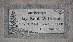 Jay Kent Williams
