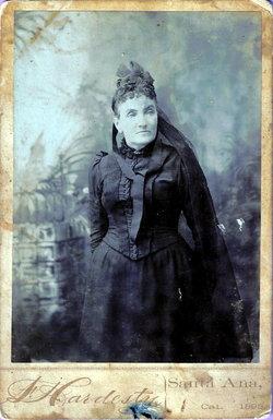 "Millicent Anna ""Annie"" <I>Holt</I> McPherson"