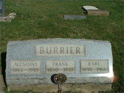 Alesanna Amanda <I>Beckley</I> Burrier