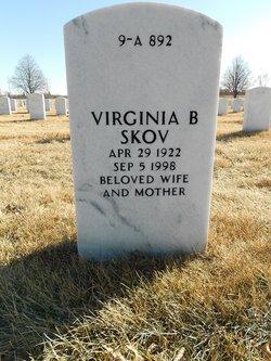Virginia B Skov
