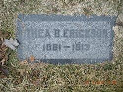 Thea <I>Bohn</I> Erickson