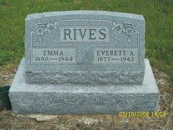 Emma Marie <I>Tollman</I> Rives