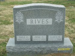 Elden Keith Rives