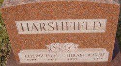 Hiram Wayne Harshfield