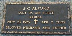 """J C """"Al"""" Alford"""