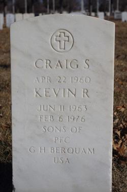 Kevin R Berquam