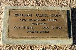 William James Crum