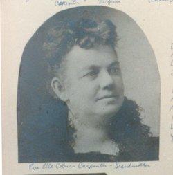 Eva Ella <I>Coborn</I> Carpenter