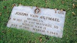 MSGT Joseph L. Van Agtmael