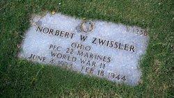 PFC Norbert W Zwissler