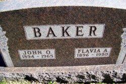 John Ora Baker