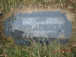 Mary June <I>Thomas</I> Erickson