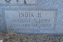 India Ann <I>Hobbs</I> Ferguson