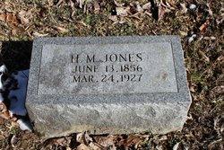 Humphrey M Jones