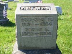 Abraham M. Altman