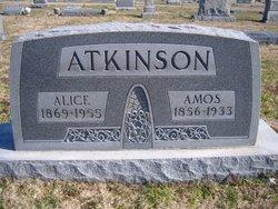 Alice <I>Breeden</I> Atkinson