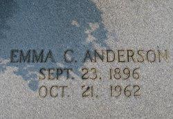 Emma C Anderson