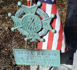 Capt Thomas Whitman