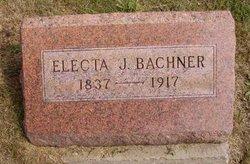 Electra J. <I>McAboy</I> Bachner