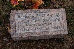 Barbara <I>Larrimore</I> Cummings