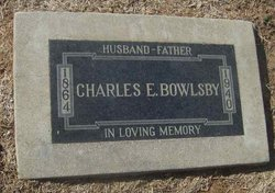 Charles Ellsworth Bowlsby