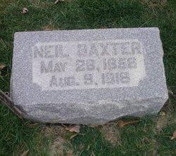 Neil Baxter