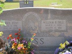 """William R """"Bill"""" Bass"""