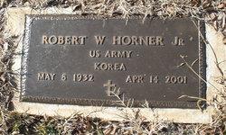 Robert Horner, Jr
