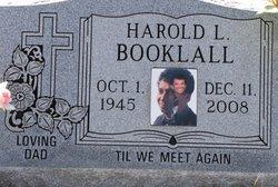 Harold L Booklall