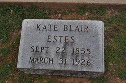 Kate <I>Blair</I> Estes
