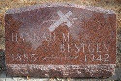 Hannah Martha <I>Wiseman</I> Bestgen
