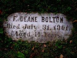 Francis Deane Bolton