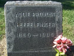 Addie <I>Provost</I> Hefflefinger