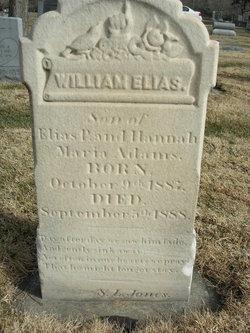 William Elias Adams