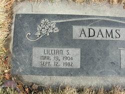 Lillian Rosa <I>Scoffield</I> Adams