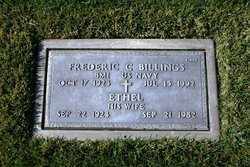 Frederic C Billings