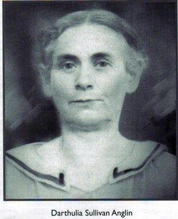 Dorthulia Eveline Mary Frances Palestine <I>Sullivan</I> Anglin