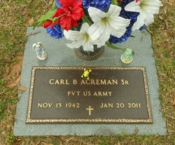 Carl B. Acreman, Sr