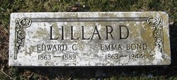 Emma Ophelia <I>Bond</I> Lillard